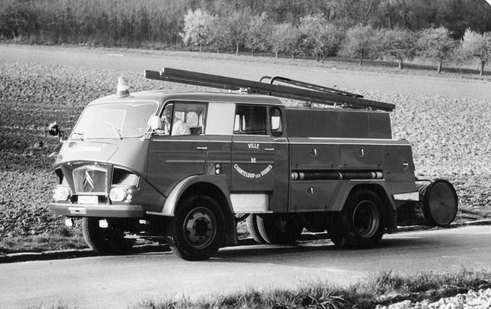 Camion tipo 350 - 1967