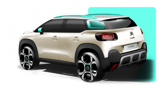 Maquette C3 Aircross